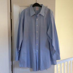 Brooks Brothers Pale Blue Dress Shirt.